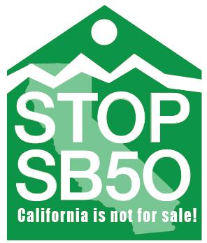 Image result for SB 50 bill opposition
